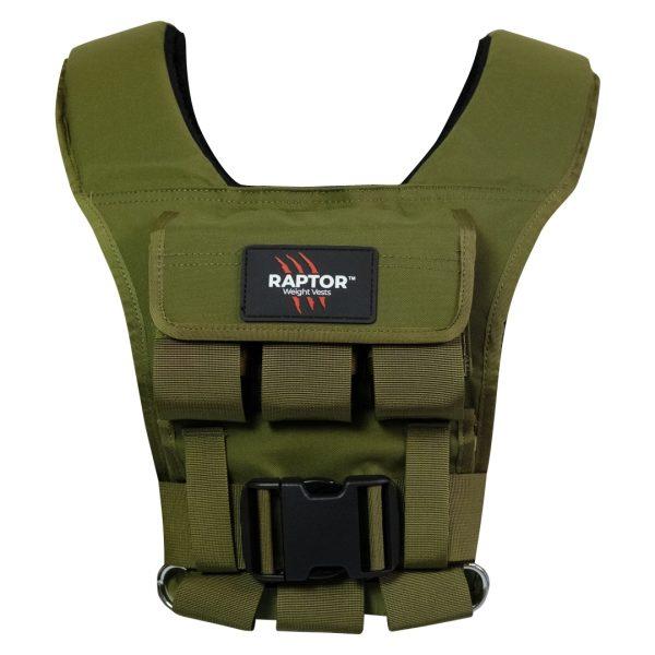 raptor elite 15 resistance training weight vest gg15b 2